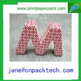 Rectángulo de papel irregular creativo del festival del rectángulo de regalo de los rectángulos de papel