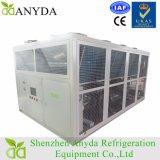 refrigerador líquido del tornillo de la circulación refrigerada por agua 250kw