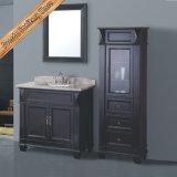 Module transitoire de Bath de vanité de salle de bains en bois solide de l'expresso Fed-1505