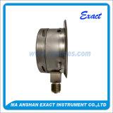 Tutto il manometro del tubo del Manometro-Bordone dell'Manometro-Olio dell'acciaio inossidabile