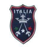 OEMの軍隊の軍の機密保護の刺繍のバッジ