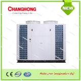 Condicionador de ar central bomba empacotada refrigerar e de calor da unidade do telhado