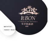 New Fashion High-End Black High Glossy PU Lacquer Wine Box