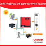 C.C. el de alta frecuencia de la apagado-Red al inversor solar de la CA