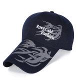 大人の方法によって印刷される綿のキャンバスの野球帽(YKY3457)