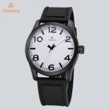 Precio de fabricante del reloj de la aleación del Mens del acero occidental Watches72381