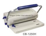 A4 Manual 24 Agujeros Comb Pegar encuadernadora CB-1250 / CB-1250h