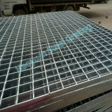Haoyuan переплело гальванизированную стальную решетку для дорожки