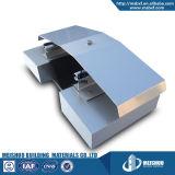 Cubierta de aluminio montada superficie de la junta de dilatación de la azotea