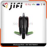 Scooter solo de roue, un scooter d'équilibre de roue, scooter électrique
