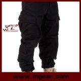 屋外スポーツの軍隊はAirsoftの戦術的な人のズボンのためのズボンをごまかす