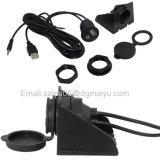 2 Meter USB-Kabel-u. 3.5mm Zusatzder extensions-Fieberhitze-Montierungs-1/8 Zusatzauto-Fahrrad-Boot Motercycle Leitungskabel