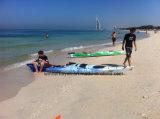 El solo viajar del ganador se sienta en kajak plástico de Sale en China