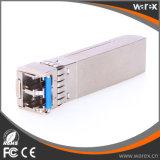 통신망 제품 호환성 4GBASE LR 1310nm 10km SFP+ 광학적인 모듈