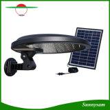 56 Bewegungs-Fühler-Solarlicht LED-im Freien angeschaltenes PIR mit Gleichstrom-Verbinder und externem Sonnenkollektor 5W