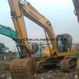 Excavador usado de la correa eslabonada de KOMATSU PC220-7 del excavador PC220-7