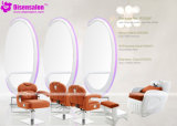 De populaire Stoel Van uitstekende kwaliteit van de Salon van de Kapper van de Spiegel van het Meubilair van de Salon (P2020E)