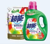 Liquide supra de blanchisserie de marque