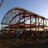 教会のための鋼鉄アーチの建物