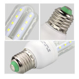 E27 기초를 가진 능률적인 에너지 절약 LED 전구 9개 와트 300 도 광속 각