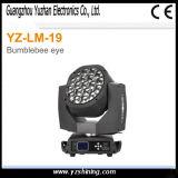 DMX RGBW LED 단계 108pcsx3w 이동하는 맨 위 세척 빛