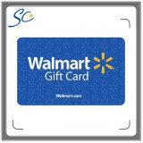 Oferta Especial Impressão personalizada Cartão de presente de PVC para promoção de negócios