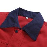 OEM Favar Workwear, Rode Eenvormige Workwear van de Hete Mensen van de Verkoop