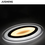 46W hacen en la lámpara de interior moderna del techo de China LED para la CA decorativa 110-240V de la iluminación del panel de la sala de estar