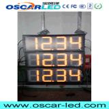 Het Scherm van het Aantal van de China-gemaakte Openlucht LEIDENE Prijs van het Gas 8 Inch/10 '' /12 '' /16 '' de LEIDENE van /18 Duim Vertoning van de Raad