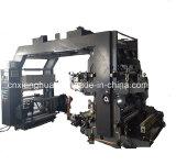Impresora flexográfica no tejida del bolso para el bolso de compras