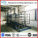 Tratamiento de aguas de la desalación industrial compacta del RO