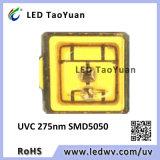 Fuente de luz UVC 275nm SMD del LED 3535