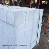 경량 콘크리트 AAC 구획은 공기에 쐬인 콘크리트 블록을 압력가마로 소독했다