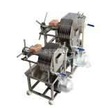 Filtre-presse pour la production de bière