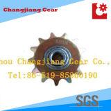 Zinc Special Standaard Gietijzer Sprocket met Bearing Simplex