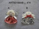 """5 """" de Ornamenten die van de Kerstboom van H engel-2asst vliegen"""