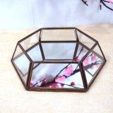De hete Verkopende Geometrische Bloem van Terrariumfor van het Glas
