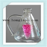 Chasses de choc d'apothicaire de bouteille de vin en verre de Borosilicate de qualité