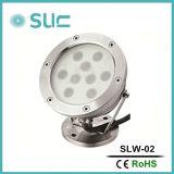 IP68는 방수 처리한다 수영풀 LED 수중 빛 (SLW-02)를