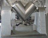mezclador del polvo de la forma de V de la eficacia alta 3000L