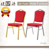 Preço baixo cadeira de banquete de restaurante em alumínio de hotel (JY-L01)
