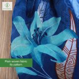 2017 Spitzenverkaufenlilie gedruckte Viskose-/Polyester-Form-Dame Sunscreen Scarf