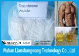Injecteerbare Testosteroone Acetaat 99% de Aas CAS 1045-69-8 van de Test voor de Aanwinst van de Spier