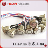 interruptor IP65 elétrico impermeável de 19mm