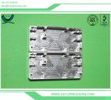 Componentes de ferragem fazendo à máquina do CNC do baixo custo