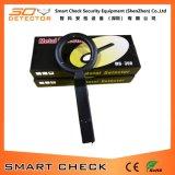Metal detector tenuto in mano sensibilità a bassa potenza del consumo di alta
