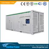 Groupe électrogène réglé se produisant diesel de début de générateurs électriques automatiques de Genset