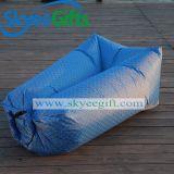 Sommer-populäre aufblasbare Bananen-Schlafsack-Luft, die faules Sofa für Ooutdoor Gebrauch füllt