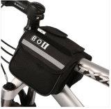 新しい自転車のサドルの管袋のパック3車のサドル袋
