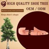 Árbol natural ajustable del zapato de la fábrica del cedro del diseño de 2017 maneras